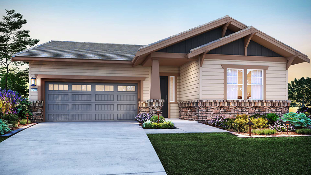 Fairview | Craftsman Elevation